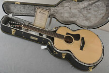 Eastman AC330E-12 12 String Acoustic Electric Guitar Solid Spruce Jumbo Mahogany