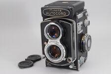【EXC++++】 Minolta Autocord TLR Camera w/ Rokkor 75mm f3.5 Lens from Japan #525