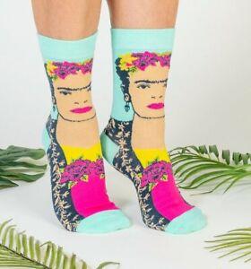 Official Frida Kahlo Socks from House Of Disaster