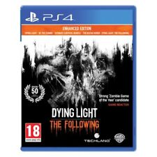 DYING LIGHT THE FOLLOWING - ENHANCED EDITION GIOCO PS4 ITALIANO PLAYSTATION 4