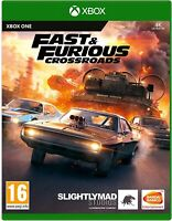 Fast & Furious Crossroads Microsoft XBox One Game