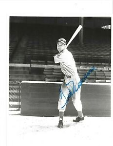 Ted Williams Autographed Baseball 8x10 Brace Photo PSA Letter Boston Red Sox