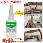 20/30/50ML Uniglue Universal Super Glue Strong Plastic Glue Groß NEU