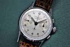 Vintage Chronographe Suisse Chronograph Watch with Landeron Movement