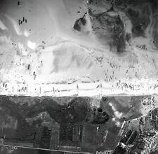 6x4 Gloss Photo ww761 Normandy D-Day Jb Juno Beach Vue Aerienne