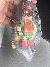NIP The LEGO BATMAN Movie McDonald's Robin/Catwoman TIN Happy Meal Toy #8