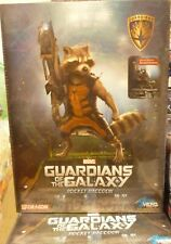 Dragon Marvel Guardians Of The Galaxy Rocket Racoon with Speceial Effect Uniform