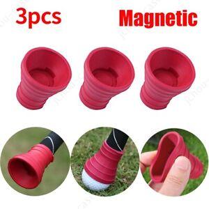 Magnet Golf Ball Pick Up Retriever Grabber Sucker Suction Cup Picker Putter Grip