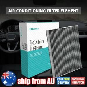 For Hyundai i45 Santa Fe Kia Carnival Optima Activated Carbon Cabin Air Filter