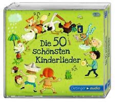 Die 50 schönsten Kinderlieder (3CD)