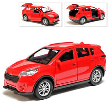 Kia Sportage Metal Model Diecast Car Scale, Collectible Toy Cars, Red, 1/36