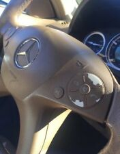 2007-2014 Mercedes Benz Button full Repair Package W/ Brown Steering Wheel Set