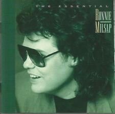 Ronnie Milsap: The Essential Ronnie Milsap        CD