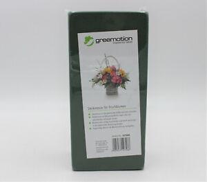 Greenmotion Steckmasse für Frischblumen 12er-Set, 127989