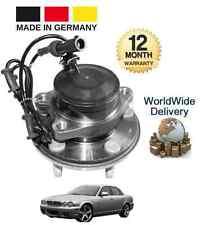 Para Jaguar Xj 2003-2009 3.0 3.5 4.2 Nueva Rueda Delantera teniendo Hub Kit