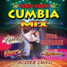 Purto Party Cumbia Mix [New CD]