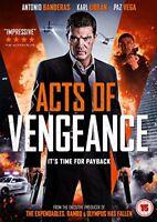 Acts of Vengeance [DVD][Region 2]