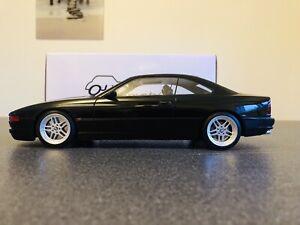 OttoMobile 1:18 - BMW E31 850 CSI Black - M wheels - Otto Models
