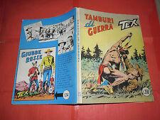 TEX GIGANTE da lire 250 in copertina N°123 b-ORIGINALE 1 edizione AUDACE BONELLI