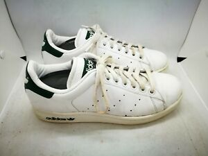 Adidas Stan Smith white casual trainers size 8