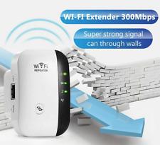 Internet Wi-Fi Blast Kabellos Verstärker Range Extender 300Mbps UK Stecker
