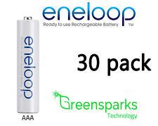 12x Panasonic Eneloop rechargeable LSD NiMH AAA batteries Made in Japan
