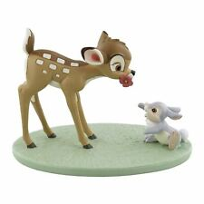 Disney Magical Moments Bambi Thumper Figurine Ornament Collectable Gift Boxed