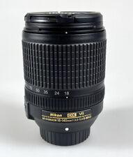 Nikon Nikkor AF-S 18-140mm f3.5-5.6 G ED VR DX Lens AFS