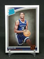 2018-19 Donruss Jaren Jackson Jr. RC, Rookie Card, Memphis Grizzlies #188