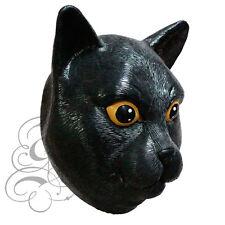 Latex Realistic Animal Head Cosplay Masquerade Fancy Dress Props Carnival Masks