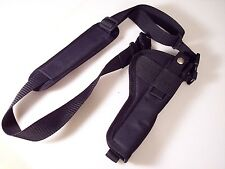 "LEFT Hand Draw Bandoleer Shoulder Holster TAURUS .357 revolver w/ 6"" barrel .USA"