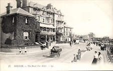 Bognor. The Royal Pier Hotel # 17 by LL / Levy. Black & White.
