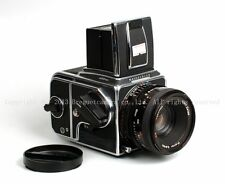 EX++ Hasselblad 205TCC Medium Format SLR W/FE 80mm f/2.8 and E12TCC film back