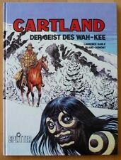 Jonathan Cartland (fragmento) #3 HC el espíritu del Wah-Kee Limousine Hardcover