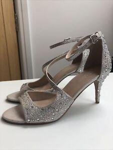 kurt geiger sandals UK size 6 WORN ONCE!