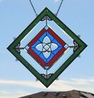 Stained Glass Windows Panel -15'x 147/8' HMD -Usa