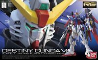 BANDAI RG 1/144 ZGMF-X42S DESTINY GUNDAM Model Kit Gundam SEED NEW from Japan