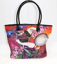 2e34045a6af6 Ed Hardy Miguel Paredes Womens Ladies Art Tote SHOPPER Shoulder Beach  Summer Bag