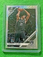 JARRETT ALLEN OPTIC PRIZM CARD JERSEY#31 NETS 2019-20 Panini Donruss Optic PRIZM