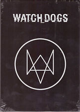 Watch Dogs Limited Edition SteelBook - G1 Size [Video Game Metal Case] NEW