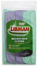Cloths Microfiber 4 Pack