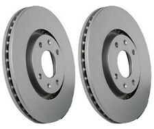 2X Peugeot 206 207 307 308 SW 1.4 1.6 2.0 HDi 283mm With ESP Brake Discs 2000->