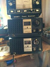 2 Cobra Cam 85 Dynascan 23 channel Am Cb base stations transciever 1 works,1 not