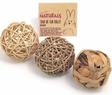 Rosewood - Boredom Breaker - Trio of Fun Balls - Medium