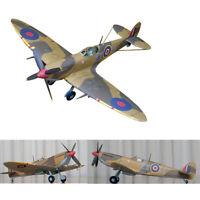1:33 British IXC Type of Fighter 3D DIY Handcraft Paper Model U_X