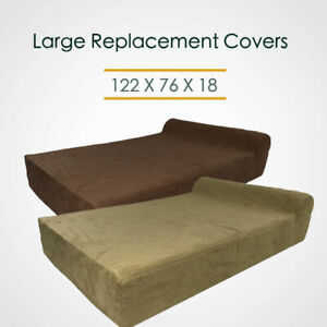 Big Paws brand original Replacement Cover for HDD05C Large Orthopedic Dog Bed