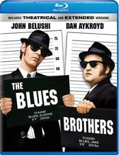 The Blues Brothers Blu-ray 1980 John Belushi Dan Aykroyd Extended