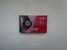 Vintage Audio Cassette BASF Ferro Extra 46 * Rare Japanese Duration 1993 *