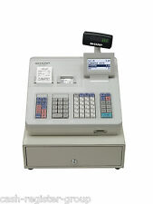 Sharp XE-A307 Cash register Brand New XEA307 X-EA307 Tills Epos 1 Year warranty