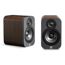 Q Acoustics 3010 Bookshelf Speaker Pair (American Walnut)
